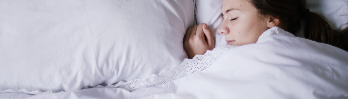 Three habits that can improve your sleep