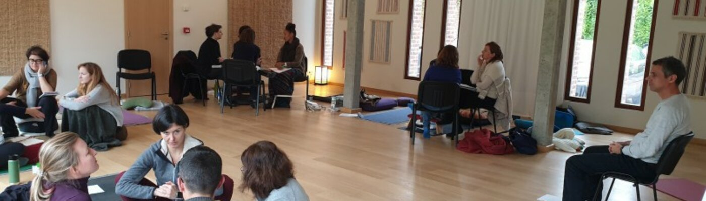 Free Information Session about the Mindfulness Teacher Training