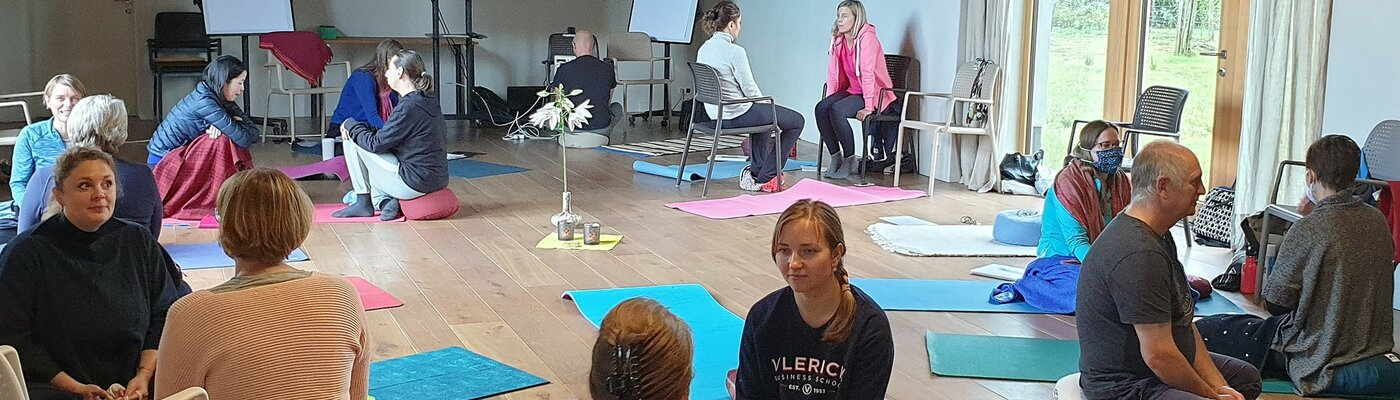 Free intervision for mindfulness teachers in difficult times
